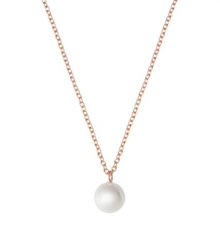 Edblad - Lilian Necklace Rose Gold
