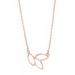 Nordahl Andersen - Botanic rosé 13mm halsband