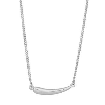 Nordahl Andersen - Grace silver 25mm halsband