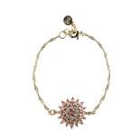 Snö - Judith Chain Bracelet Gold/Rose