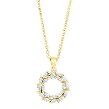 Joanli Nor - Bibbi 14mm guld halsband