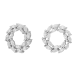 Joanli Nor - Bibbi 13mm silver öra