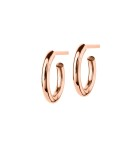 Edblad - Edblad - Hoops earrings small rosé