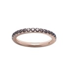 Edblad - Glow ring espresso rose