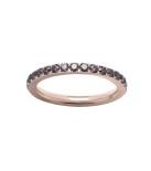 Edblad - Glow ring espresso rose