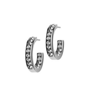 Edblad - Andorra earrings mini steel