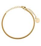 Edblad - Domino bracelet gold