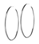 Edblad - Hoops earrings large steel