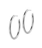 Edblad - Hoops earrings steel medium