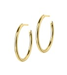 Edblad - Hoops earrings medium gold