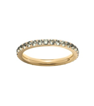 Edblad - Glow ring olive gold