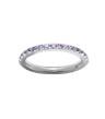 Edblad - Glow ring violet steel