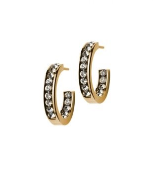 Edblad - Andorra earrings mini gold