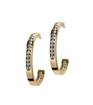 Edblad - Andorra earrings small gold