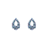 Lily and rose - PETITE ALICE EARRINGS – OCEAN BLUE