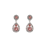 Lily and rose - PETITE SOFIA EARRINGS – ANTIQUE PINK