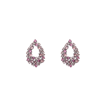 Lily and rose - PETITE ALICE EARRINGS – ROSE PEACH