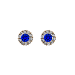 Lily and rose - MISS SOFIA EARRINGS – MAJESTIC BLUE