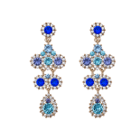 Lily and rose - MISS KATE EARRINGS – OCEAN BLUE