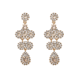 Lily and rose - MISS KATE EARRINGS – CHAMPAGNE