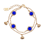 Lily and rose - BONNIE BRACELET – MAJESTIC BLUE