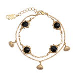 Lily and rose - BONNIE BRACELET – JET