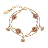 Lily and rose - BONNIE BRACELET – LIGHT AMETHYST
