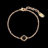 Lily and rose - MISS BONNIE BRACELET – JET (GOLD)