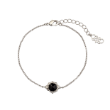 Lily and rose - MISS BONNIE BRACELET – JET (SILVER)