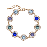 Lily and rose - SOFIA BRACELET – OCEAN BLUE