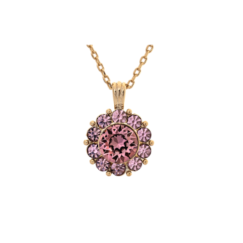 Lily and rose - SOFIA NECKLACE – ANTIQUE PINK