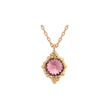 Lily and rose - BONNIE NECKLACE – LIGHT AMETHYST
