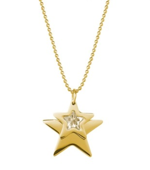 Edblad - Wish necklace gold