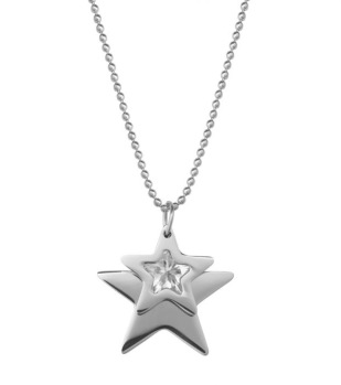 Edblad - Wish necklace steel