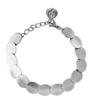 Edblad - Pebble bracelet steel