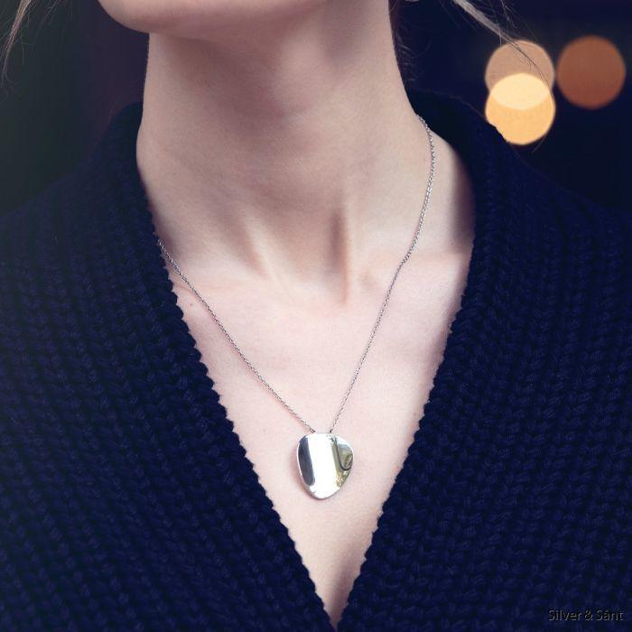 edblad-pebble-necklace-steel-aw18-cu