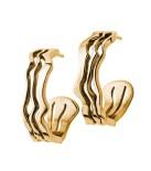 Edblad - Whisper earrings gold