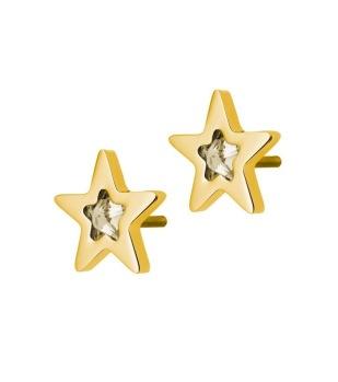 Edblad - Wish studs gold