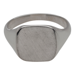 SON - rhd silver ring matt