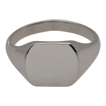 SON - rhd silver ring polished