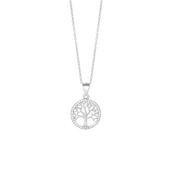 Joanli Nor - Caia halsband silver livetsträd