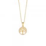 Joanli Nor - Caia halsband guld livetsträd