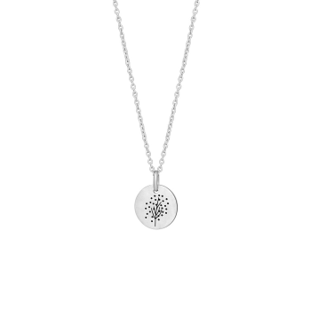 Nordahl - Life 14mm halsband silver
