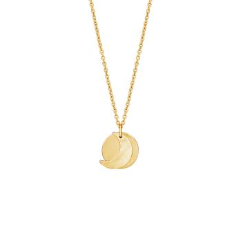 Nordahl - Day 14mm halsband guld