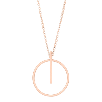 Nordahl Andersen - Get it 20mm halsband rosé