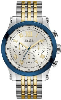 Guess - Mens work life 47mm W1104G1