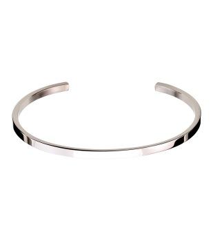 Circle Bangle Steel -