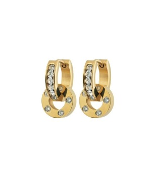 EDBLAD - Ida Orbit Earrings Gold - Ida Orbit Earrings Gold