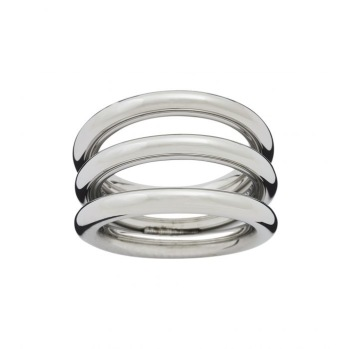 Edblad - Echo Ring Steel - Edblad - Echo Ring Steel (S) 16,8 mm
