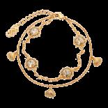 BONNIE BRACELET – CRYSTAL (GOLD)